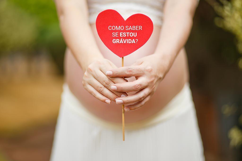 Como saber se estou grávida